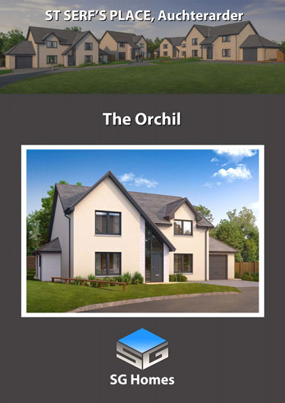 The Orchill - Brochure